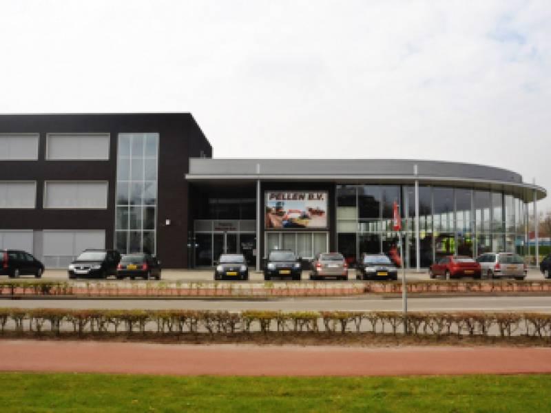 Bedrijfspand Pellen machines - Veldhoven