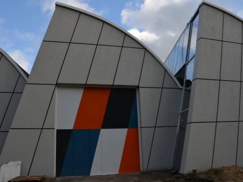 Renovatie van rijksmonument De Ploeg voor Bruns B.V. te Bergeijk